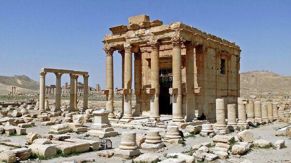 Храм Баалшамина в Пальмире