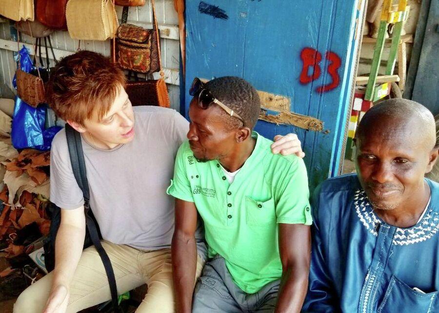 Мастерские поделок, Конакри, Гвинея