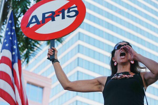 """""""На улицах полно психов"""". Американцев рассорило их же оружие"""