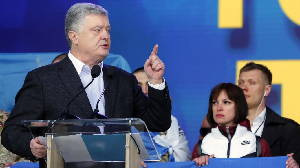 На Украине подали иск о снятии Зеленского с выборов
