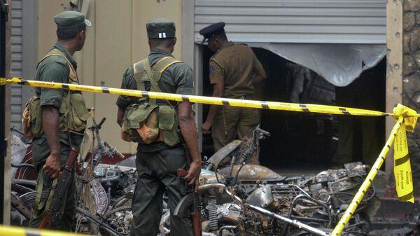 Взрыв у церкви на Шри-Ланке был контролируемым, сообщили СМИ