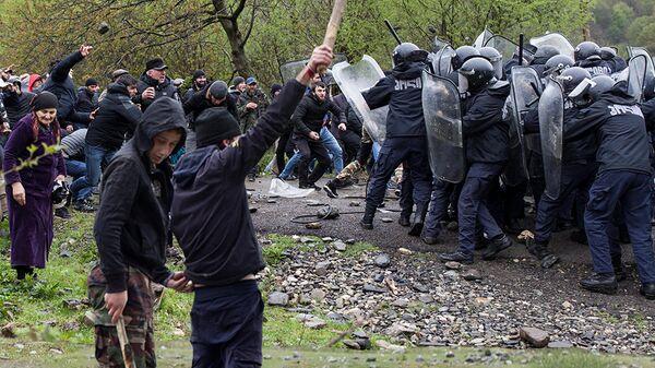Чеченцы-кистинцы устроили погром в Панкисском ущелье