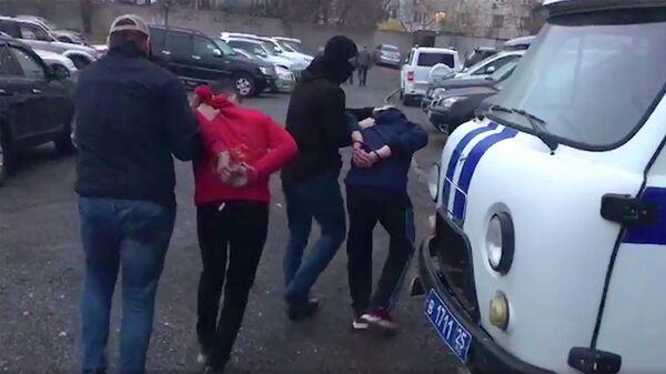 Задержание джихадистов в Приморье. 23 апреля 2019