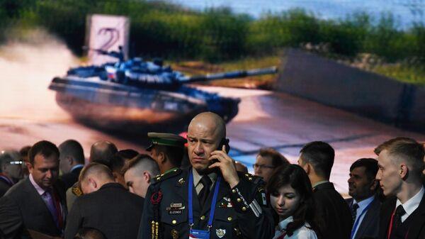 Участники VIII Московской конференции по международной безопасности