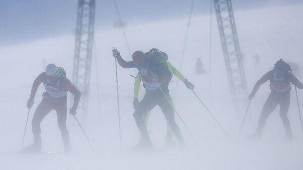 Мутновский лыжный марафон