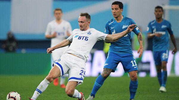 Алексей Козлов (слева) и Себастьян Дриусси