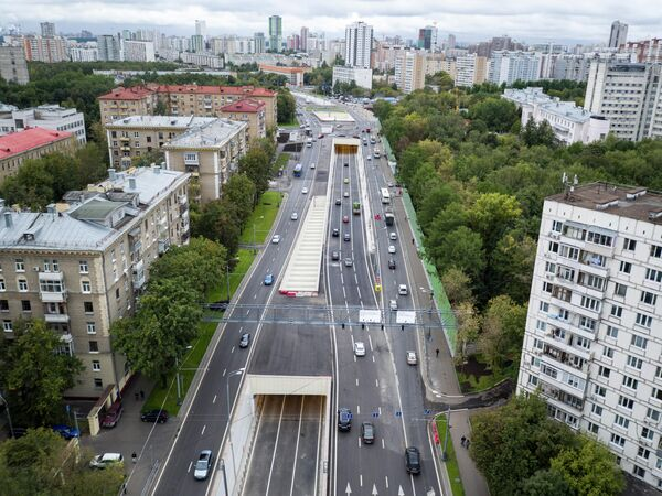 Первый тоннель винчестерного типа открыли в Москве