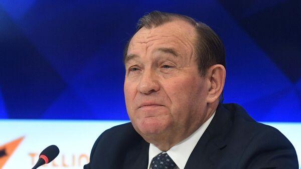 Заместитель мэра Москвы в Правительстве Москвы Петр Бирюков