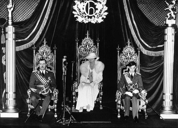 Великая герцогиня Люксембургская Шарлотта