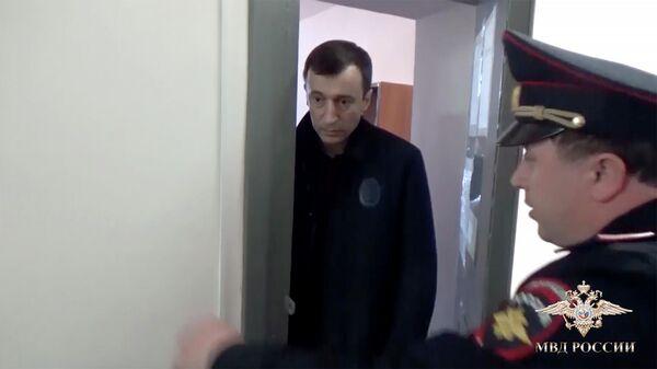 Осман Хасбулатов
