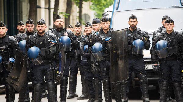 26-я протестная суббота: во Франции проходят манифестации «желтых жилетов»