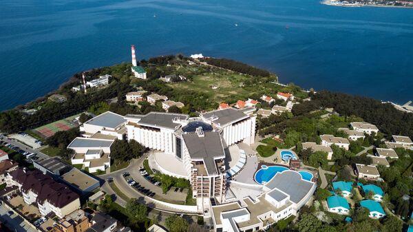 Кемпински Гранд Отель Геленджик в городе-курорте Геленджике