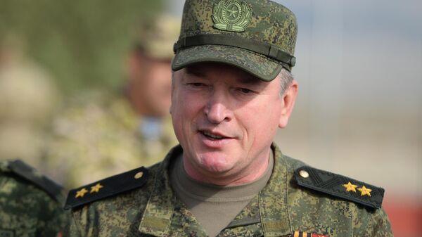 Командующий войсками Центрального военного округа (ЦВО) генерал-полковник Александр Лапин