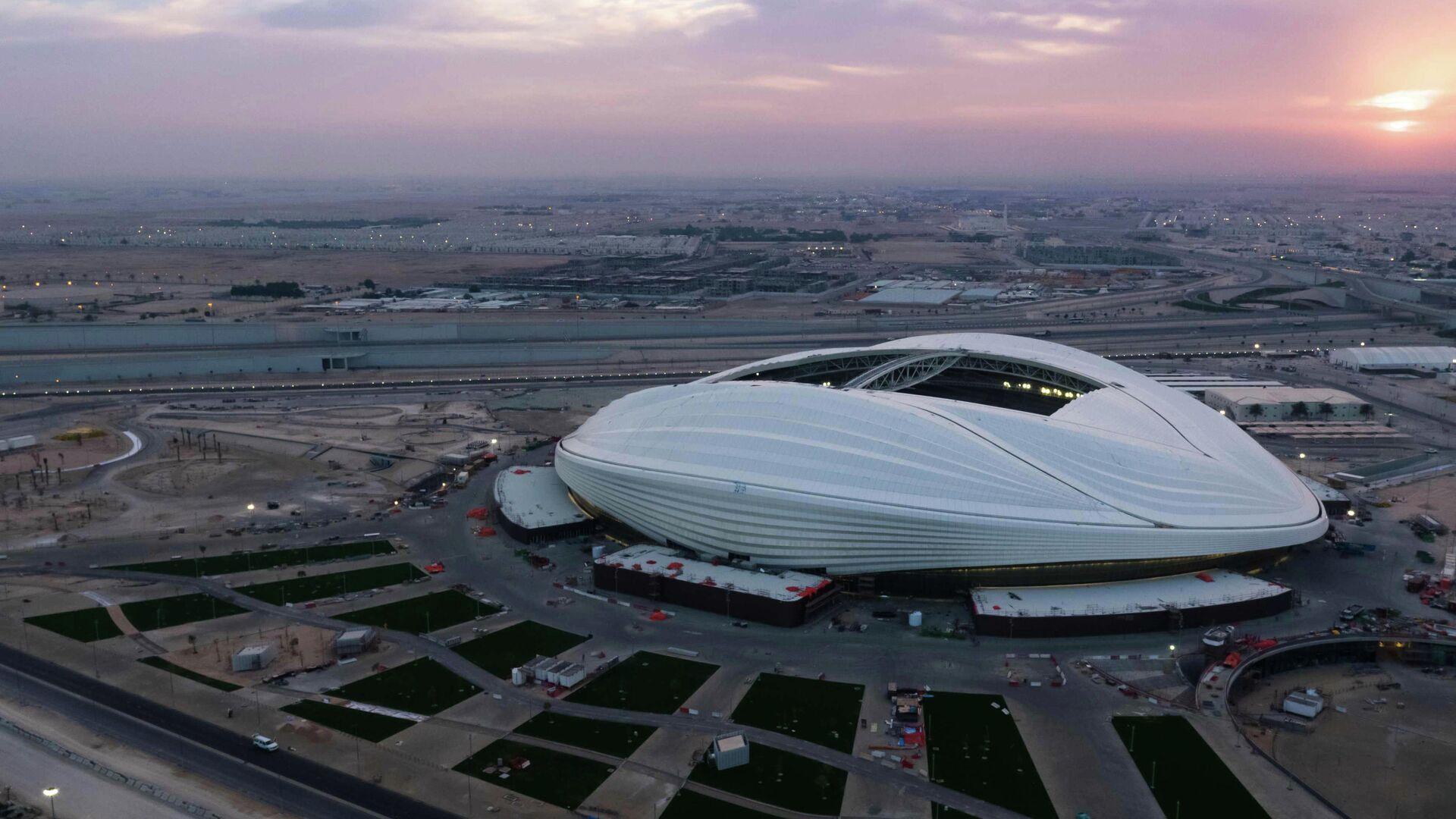 Стадион Аль-Вакра в Катаре - РИА Новости, 1920, 09.03.2021