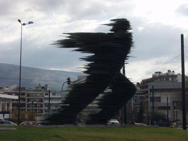 Скульптура Костаса Варотсоса