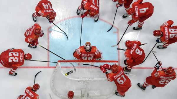 Римские каникулы: хоккеисты сборной России забросили 10 шайб итальянцам