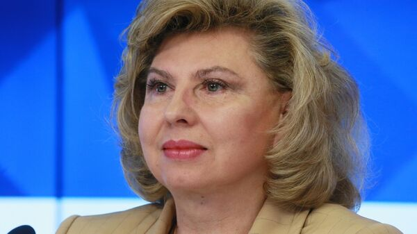 Уполномоченный по правам человека в РФ Татьяна Москалькова
