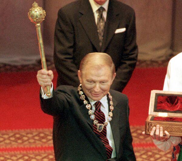 Инаугурация Леонида Кучмы в 1999 году