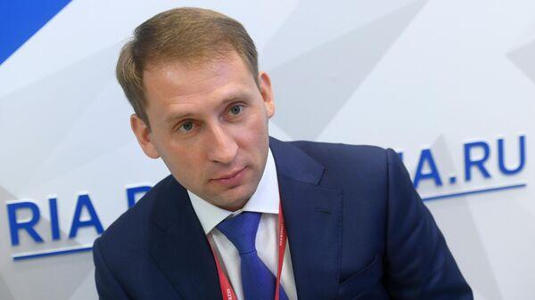 Министр Российской Федерации по развитию Дальнего Востока Александр Козлов. Архивное фото