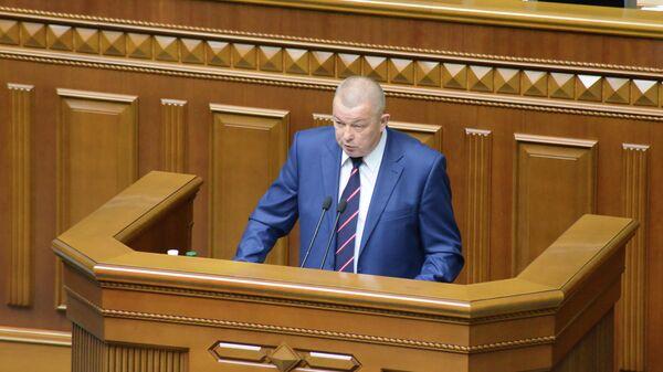 Народный депутат Верховной рады Украины Николай  Паламарчук