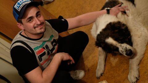 В приемной семье, в которой воспитывался Иван Мишуков, всегда были собаки