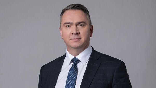 Вице-президент, руководитель департамента эквайринга ВТБ Алексей Киричек