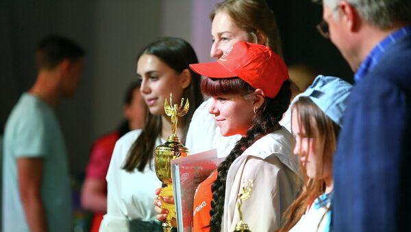 В Подмосковье прошла спортивная олимпиада для воспитанников детских домов