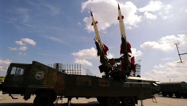 Зенитный ракетный комплекс Печора - 2М