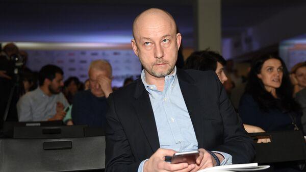 Глава совета директоров издательского дома Коммерсантъ Владимир Желонкин