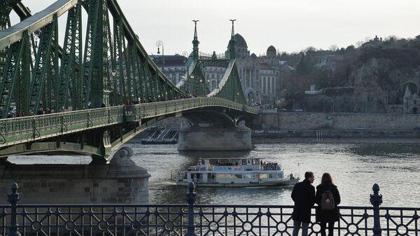 Города мира. Будапешт