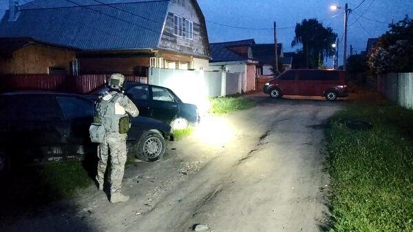 Контртеррористическая операция в городе Кольчугино Владимирской области