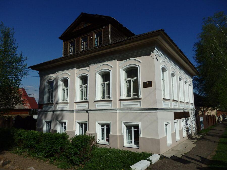 Дом купца Вагина