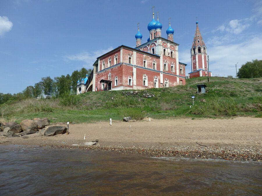 Казанско-Преображенская церковь