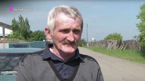 Многодетный отец Игорь Мотыгин из Челябинской области