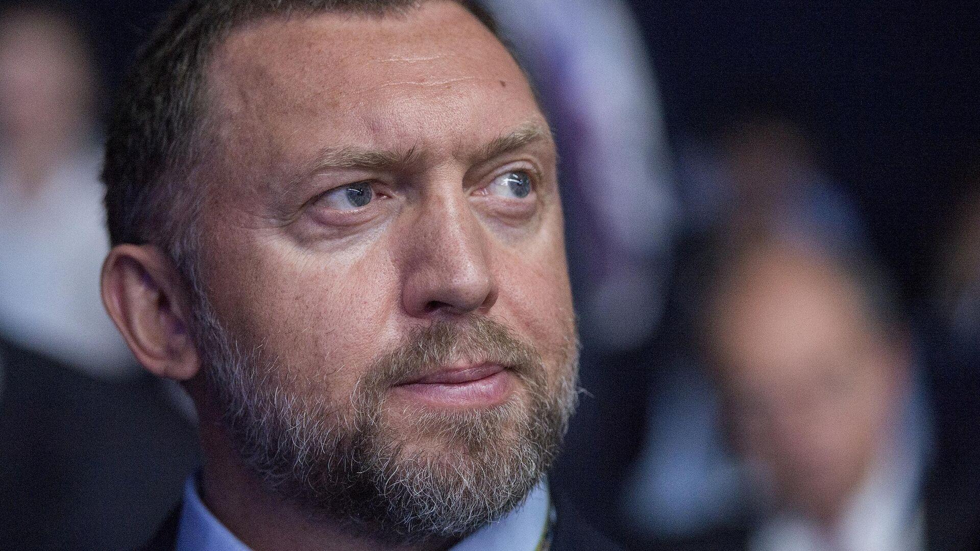 """Дерипаска усомнился в возвращении к """"нормальной жизни"""" до 2023 года"""