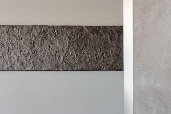 Декоративное панно из листа металла