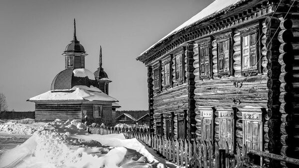 Ильинская часовня (XIX век) -  деревня Слобода