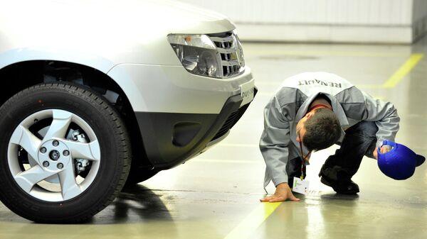 Renault поднимет цены на все модели в России, пишут СМИ
