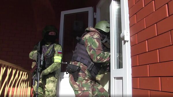 Спецоперация ФСБ РФ в Ингушетии