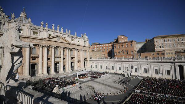 Папа Римский утвердил изменение молитвы Отче наш