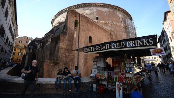 Храм Пантеон в Риме