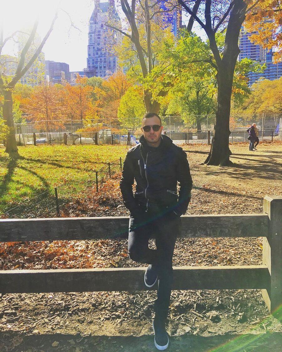 Тимур Соловьев в Нью-Йорке