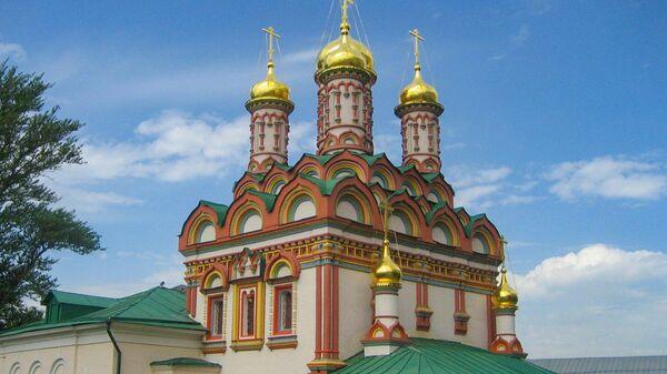 Храм Святителя Николая Чудотворца на Берсеневке в Москве