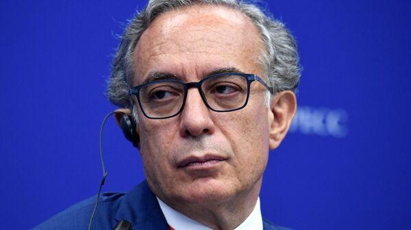 Чрезвычайный и полномочный посол Италии в России Паскуале Терраччано