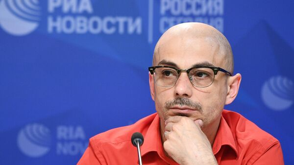 Журналист Армен Гаспарян