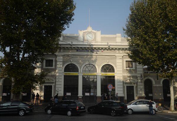Железнодорожный вокзал Римини