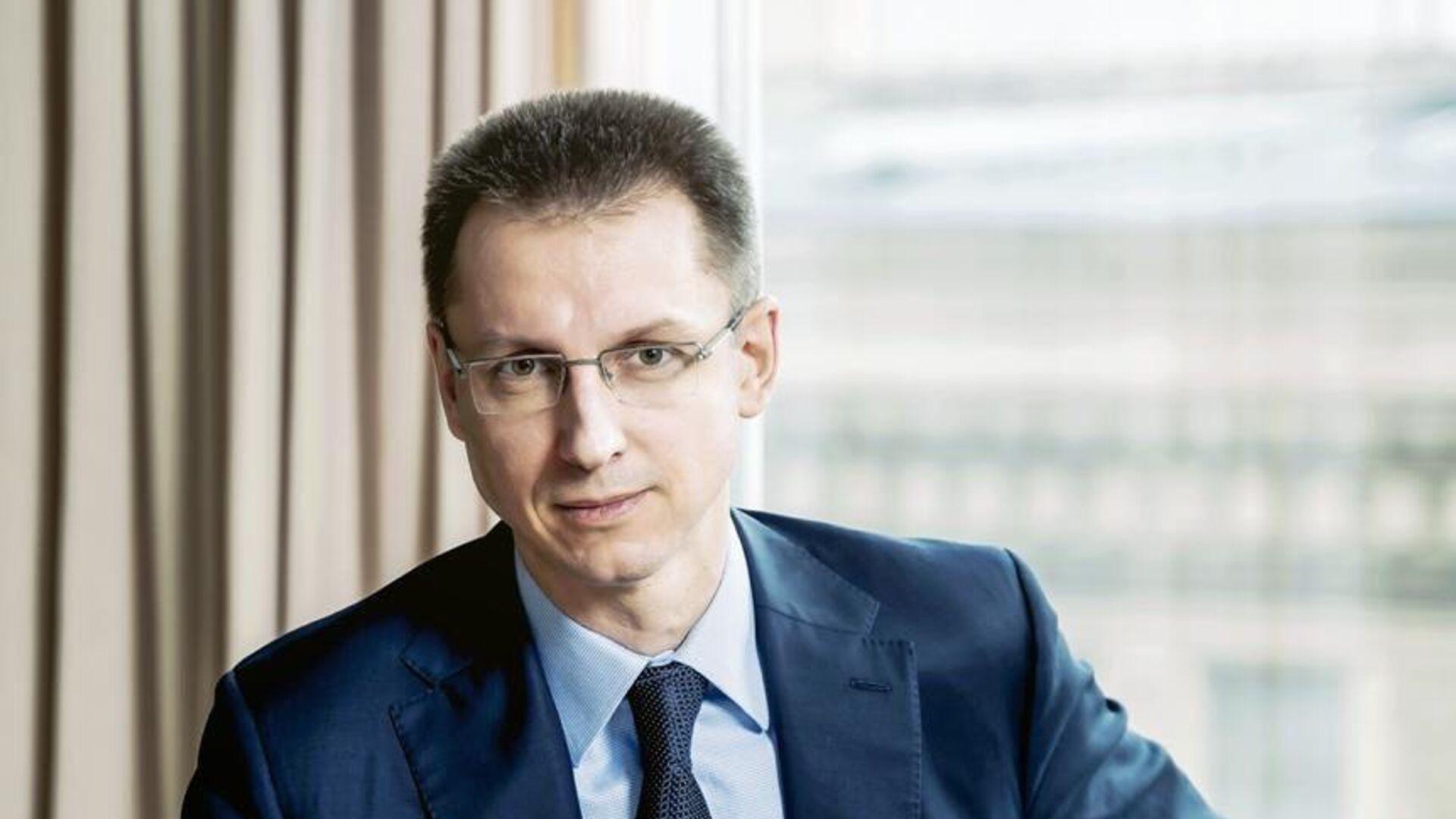 Генеральный директор ФПК Петр Иванов - РИА Новости, 1920, 30.11.2020