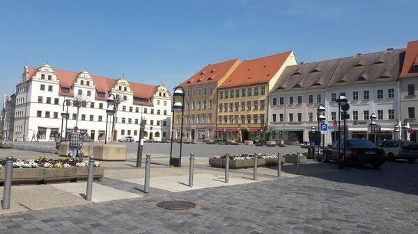 Германия, Нижняя Саксония, городская площадь