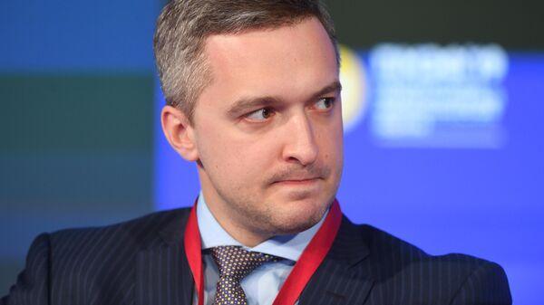 Заместитель министра экономического развития РФ Тимур Максимов на сессии Эффективные стратегии на потребительском рынке Китая в рамках Петербургского международного экономического форума 2019