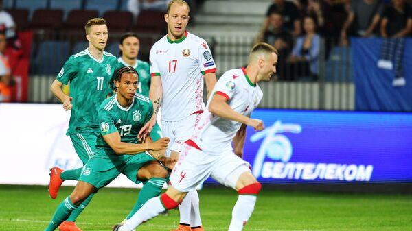 Футбол. Отборочный матч ЧЕ-2020. Белоруссия - Германия